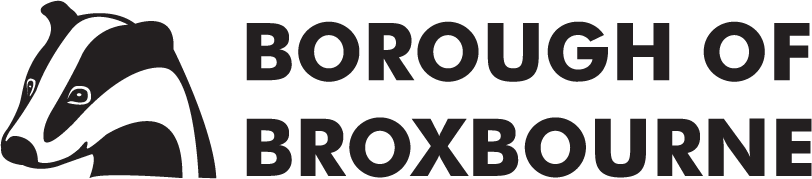 Logo: Borough of Broxbourne Council